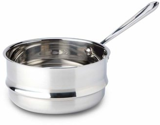 All-Clad Stainless Steel 3 Quart Universal Double Boiler Insert