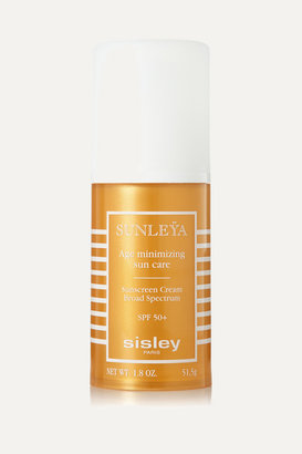Sisley Spf50 Sunleya Age Minimizing Sunscreen Cream Broad Spectrum, 51.5g