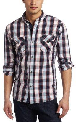 Zanerobe Men's Allister Long Sleeve Woven Shirt