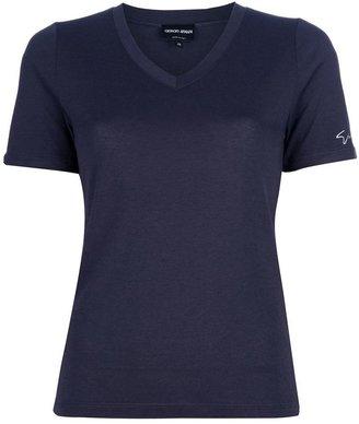 Giorgio Armani v-neck t-shirt