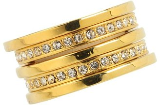 Vince Camuto C900160 (Gold/Crystal) - Jewelry