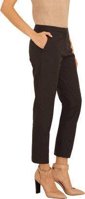 Marni Slim Straight Cropped Trousers