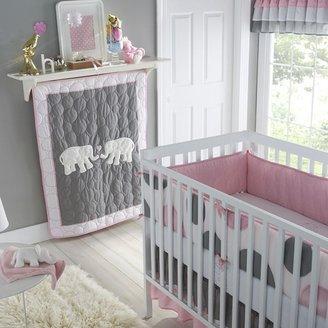 Victoria Classics polka-dot parade crib bedding coordinates