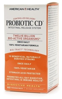 American Health Probiotic CD Intestinal Release System