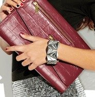 Avon Mark Get Edgy Bracelet