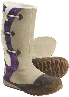 Sorel Suka II Leather Boots - Fleece-Lined (For Women)