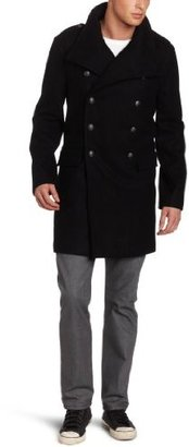 Calvin Klein Jeans Men's Structured Military Jacket
