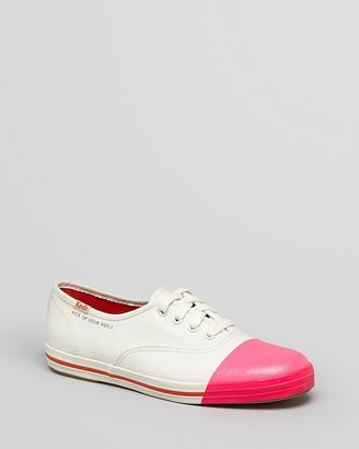Kate Spade Keds® for Lace Up Cap Toe Sneakers - Kick Up Your Heels