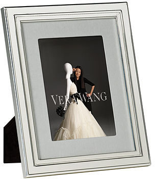 """Vera Wang Wedgwood Picture Frame, Chime 4"""" x 6"""""""