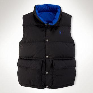 Ralph Lauren Reversible Elmwood Vest