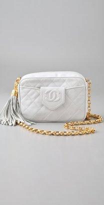 Chanel Wgaca Vintage Vintage '80s Oval Bag