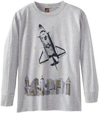 Charlie Rocket Boys 8-20 City Tee