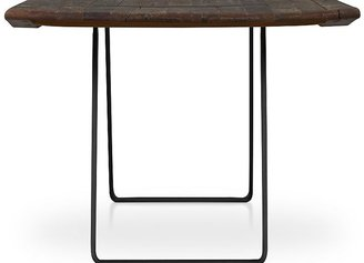 "Crate & Barrel Phoenix 92"" Dining Table"