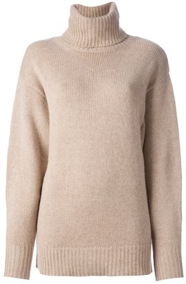 Joseph roll neck sweater