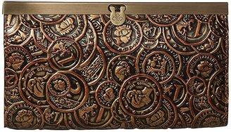 Patricia Nash Cauchy (Bronze) Clutch Handbags