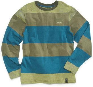 DKNY T-Shirt, Boys Striped Tee