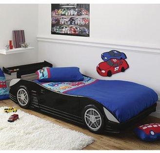 Kidspace Kids Car Storage Bed