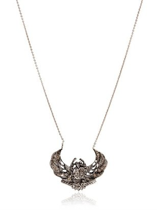 Perlota Scarab In The Sky Necklace