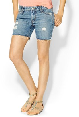 Juicy Couture Koral Los Angeles Boyfriend Shorts