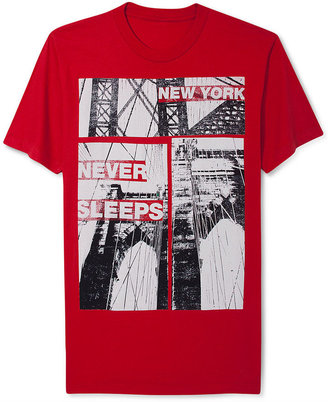 American Rag Shirt, NY State of Mind T-Shirt