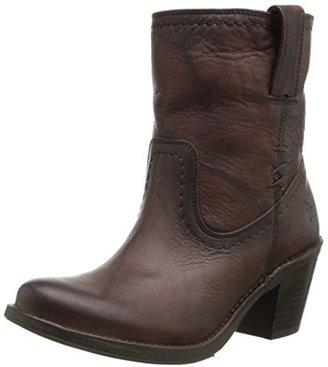 Frye Women's Carmen X Stitch Short Boot