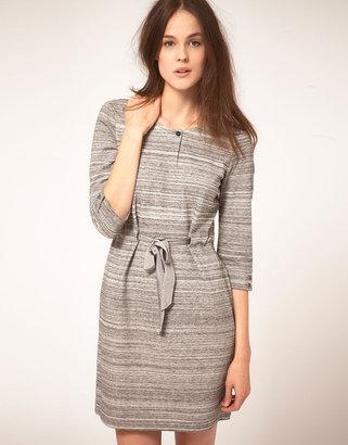 NW3 by Hobbs Stripe Breton Dress With Pockets