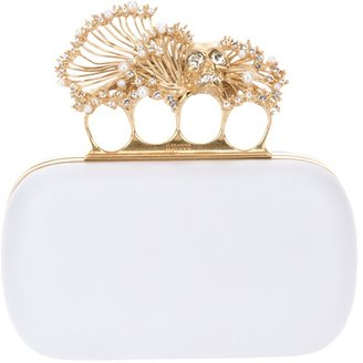 Alexander McQueen Knuckleduster clutch