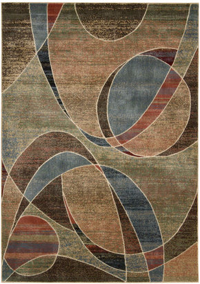 "Nourison Closeout! Area Rug, Expressions XP07 Multi 7' 9"" x 10' 10"