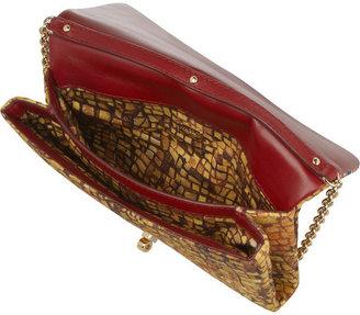 Dolce & Gabbana Dolce embellished brocade clutch