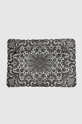 Urban Outfitters Doily Placemat