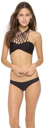 Mikoh Swimwear Kahala Bikini Top