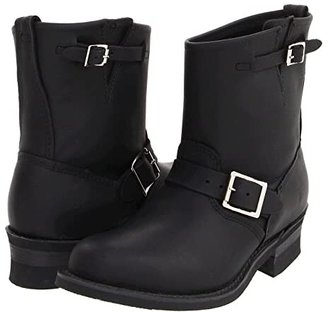 Frye Engineer 8R (Black) Women's Pull-on Boots
