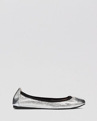 Vince Camuto Cap Toe Ballet Flats - Elisee