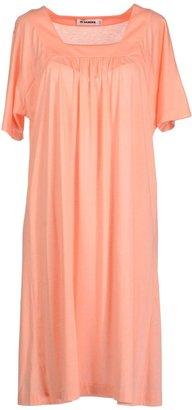 Jil Sander Short dresses