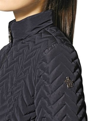 Pow Nylon Taffeta Down Jacket