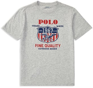 Ralph Lauren Childrenswear Boys' Polo Tee - Big Kid