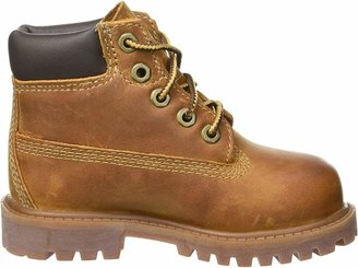 Timberland Authenic Waterproof Boys' Boots Marron (Rust Smooth) 5.5 UK (39 EU)