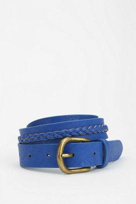 BDG Simple Braided Belt