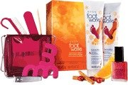 Avon Foot Works Holiday Pedicure Collection