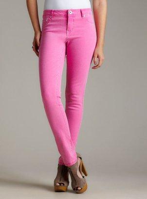 Dollhouse Neon Pink Skinny Jean