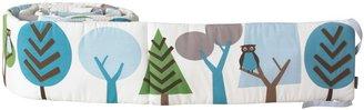 DwellStudio Crib Bumper- Owls Sky