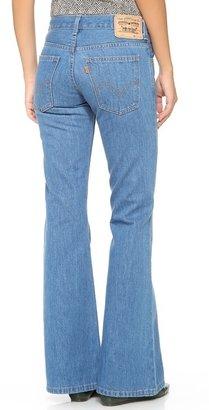 Levi's Orange Tab 1970s 684 Bell Bottom Jeans