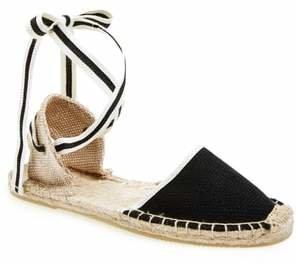 Soludos Lace-Up Espadrille Sandal