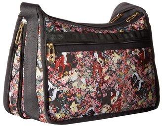 Le Sport Sac Deluxe Everyday Bag Cross Body Handbags