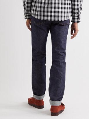 A.P.C. Petit Standard Slim-Fit Dry Selvedge Denim Jeans
