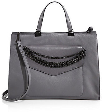 Milly Collins Chain Tote