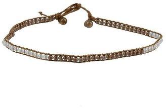 Forever 21 Beaded Wrap Bracelet