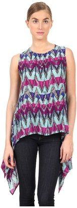See by Chloe LCA2980 T7524 0039 (Mint/Blue) - Apparel