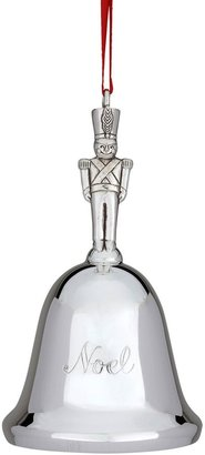 Reed & Barton Noel Bell Toy Soldier Ornament
