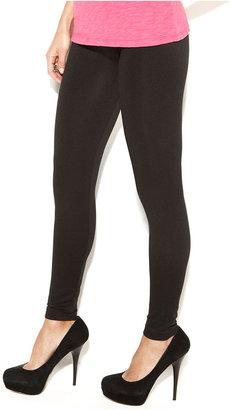 INC International Concepts Petite Pants, Wide Waistband Leggings